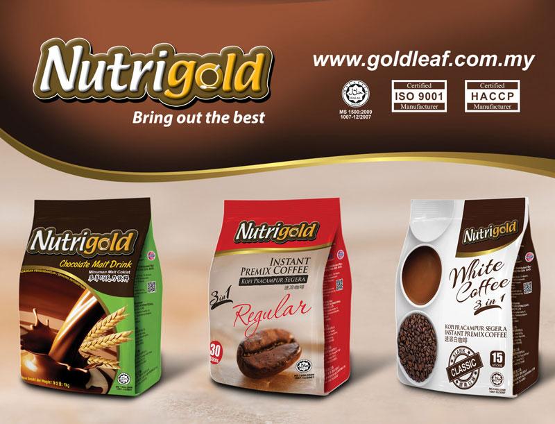Gold Leaf Malaysia Coffee Manufacturers, Malaysia Coffee